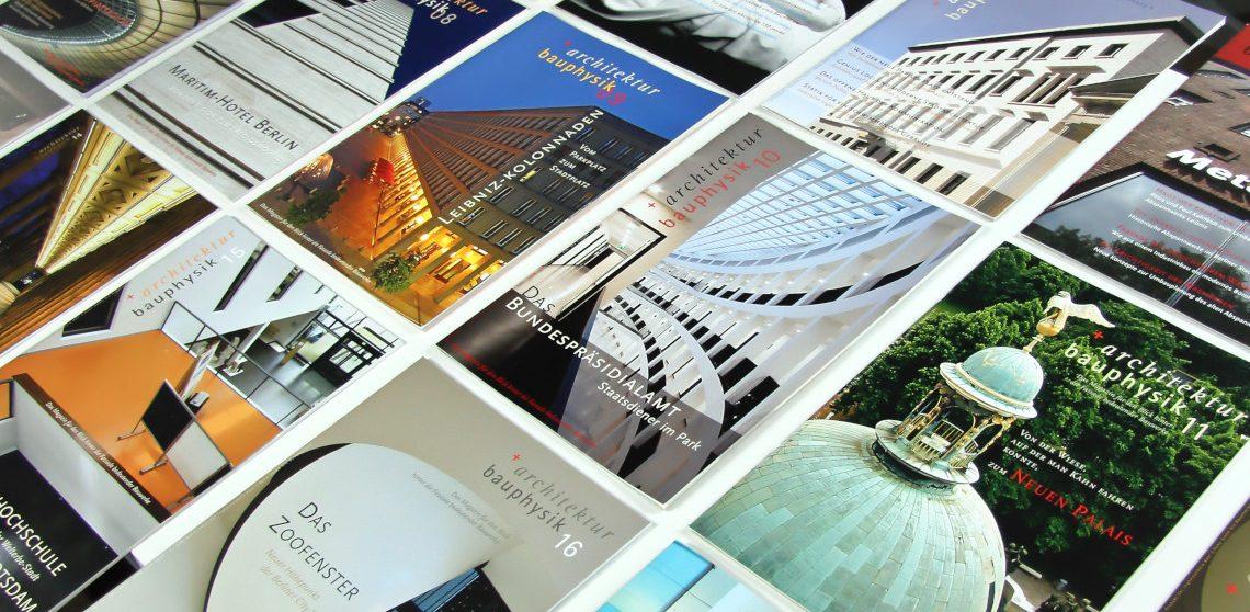 Architektur Magazin architektur bauphysik magazin hirschmannn brand content